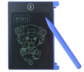 Mini and compact,easy to carry。Children's Graffiti,Old Man Writing,Deaf and Dumb Communication,Mini Memo。