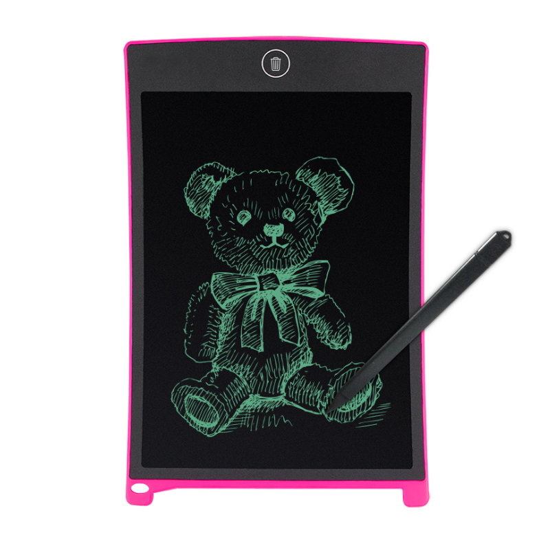 Practical features of children's LCD tablets
